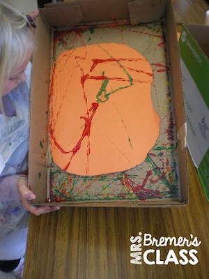Three fall art activity ideas for Kindergarten