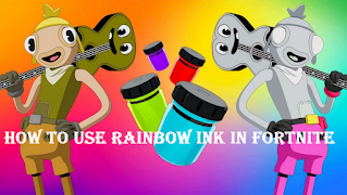 How To Get Rainbow Ink for Toona Fish in Season 8