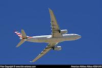 Airbus A330 N283AY