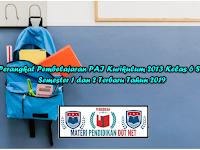 Perangkat Pembelajaran PAI Kurikulum 2013 Kelas 6 SD Semester 1 dan 2 Terbaru Tahun 2019