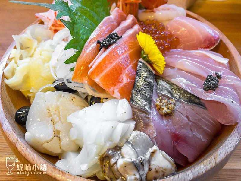 【華山市場美食】合掌村日式料理。怦然心動的爆紅排隊握壽司