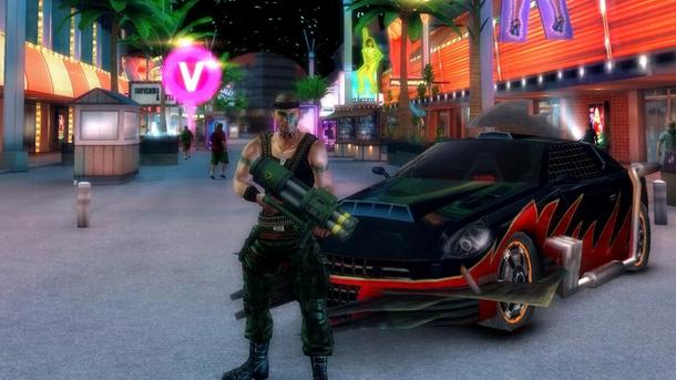 Gangstar vegas game android terbaik offline