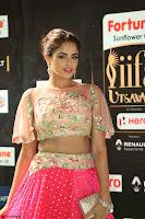 Asmita Sood in Pink skirt at IIFA Utsavam Awards 2017  Day 2  Exclusive 04.JPG
