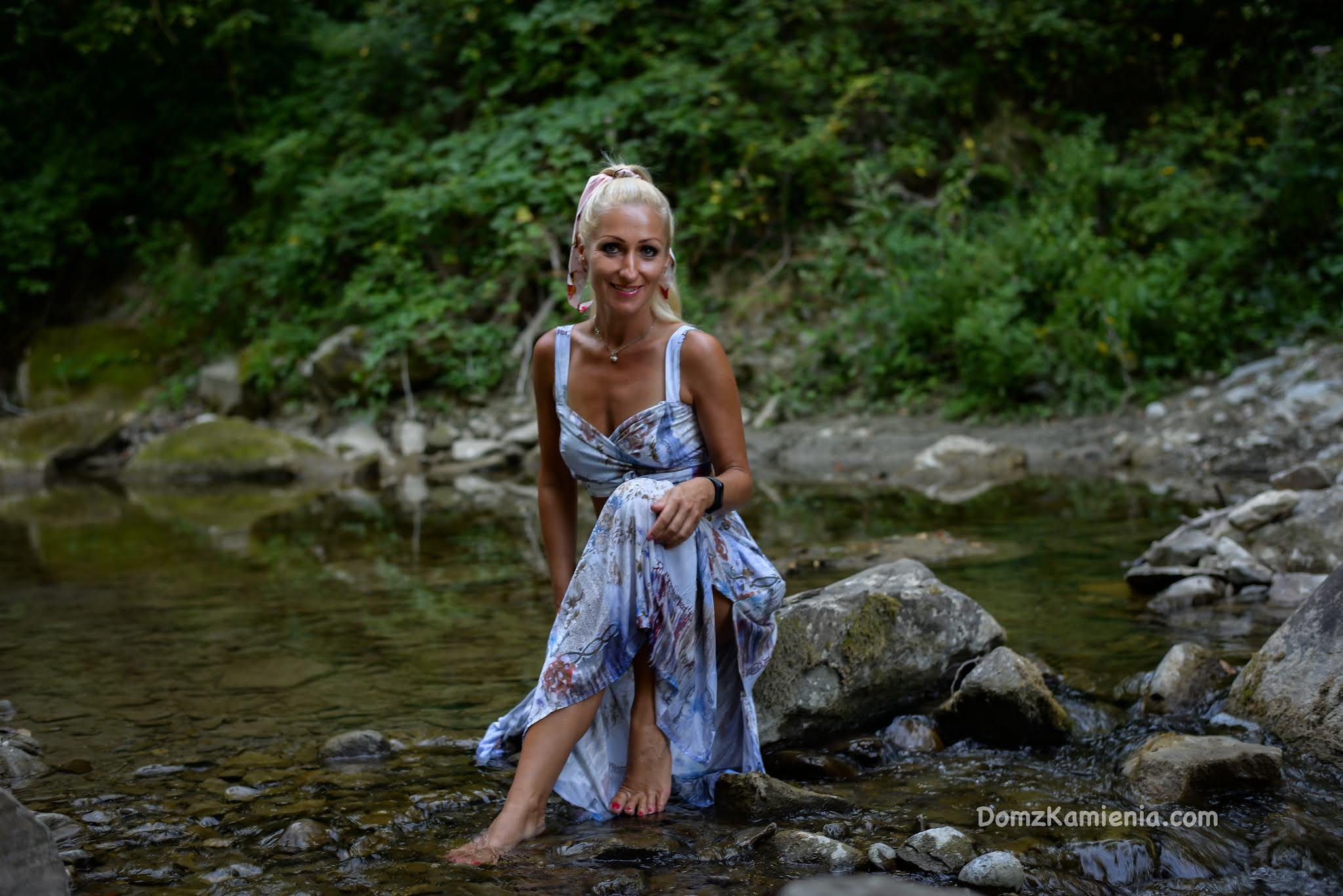 Kasia z Domu z Kamienia, blog o życiu w Italii
