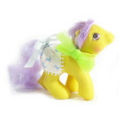 MLP Baby Splashes Year Seven Baby Fancy Pants Ponies G1 Pony