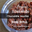 Lashes, Leggings and Losing It!: Organic Chocolate Micha Body Scrub Recipe