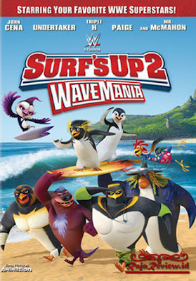 Sinopsis Film Animasi, Sinopsis Film Animasi Up, Surf's Up 2  WaveMania