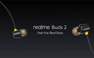 Realme Buds Headset baru dari Realme