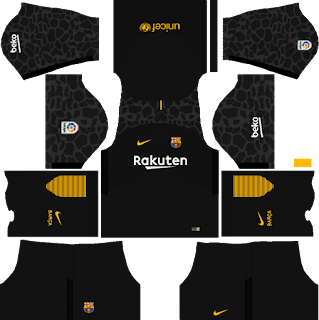 Barcelona - Dream League Soccer 2021 Forma Kits & Logo