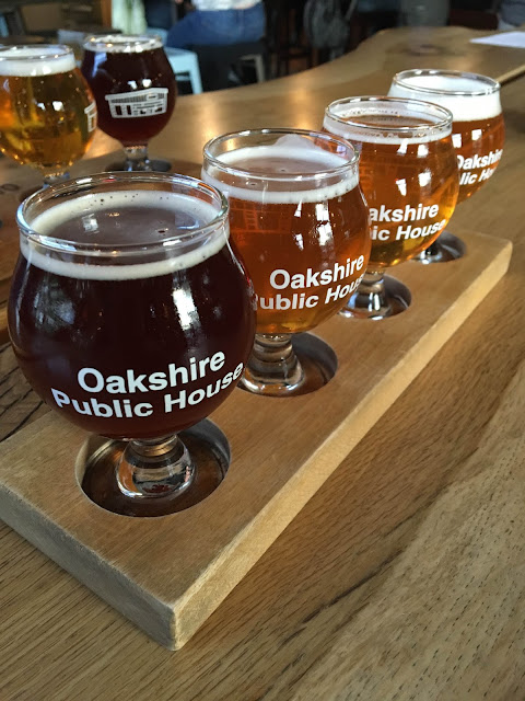 Oakshire Public House | A Hoppy Medium