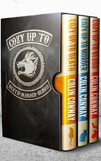 Cozy Up to Death-Murder-Blood: an e-book boxed set book promotion by Colin Conway