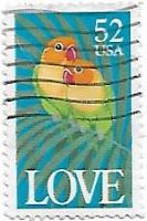 Selo Love Birds