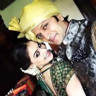 Ritesh deshmukh ki wife