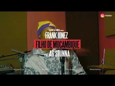 """Já disponível na plataforma Dezasseis News, o single de """"Frank Jonez"""" intitulado """"Filho De Moçambique"""". Aconselho-vos a conferir o Download Mp3 e desfrutarem da boa música no estilo Rap."""