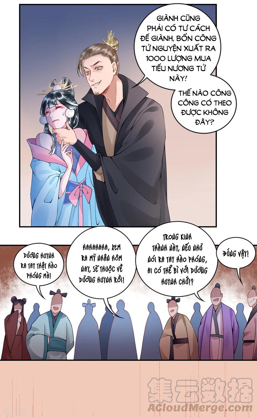 Hoàng phi 9000 tuổi chap 60 - Trang 5