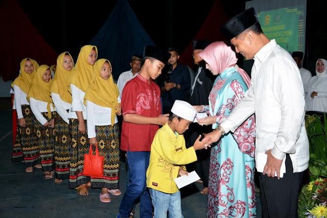 Divif 2 Kostrad Peringati Nuzurul Qur'an Bersama Prajurit Satuan Jajaran di Malang