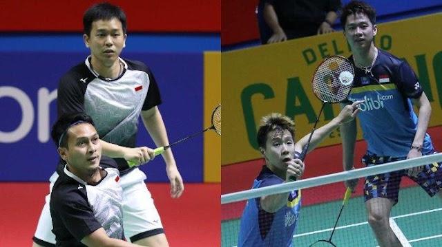 LIVE Now Badminton FINAL Indonesia Open 2019