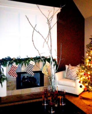 Christmas Mantel Decoration Ideas