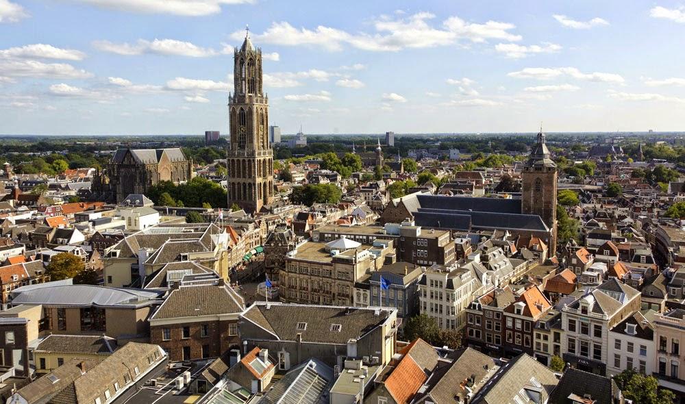 Utrecht | Cidade da Holanda