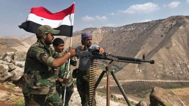 Πώς η Νότια Συρία έχει μετατραπεί σε ζώνη περιφερειακής διαμάχης