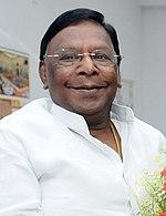 Chief Minister of Puducherry