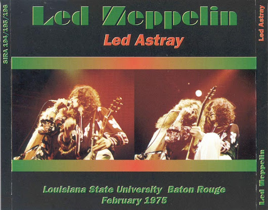 1975.02.28 Led Zeppelin Baton Rouge, LA Led Astray (Great Audience)
