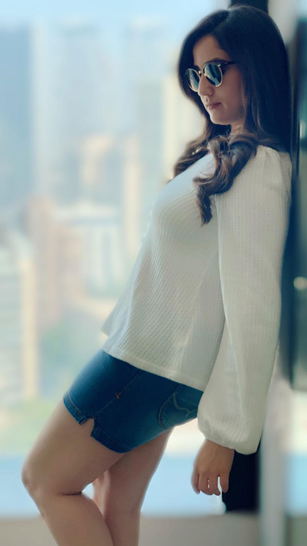 Actress Manjusha Glam Photoshoot