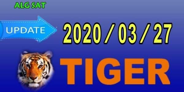 جديد تحديثات الموقع الرسمي تايغر TIGER بتاريخ 27 /03 / 2020