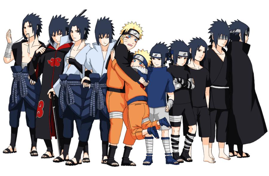 Naruto: SasuNaru | Milkcananime