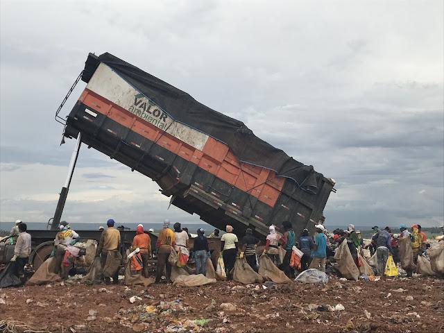 GDF adia cobrança por descarte de resíduos da construção civil a órgãos públicos