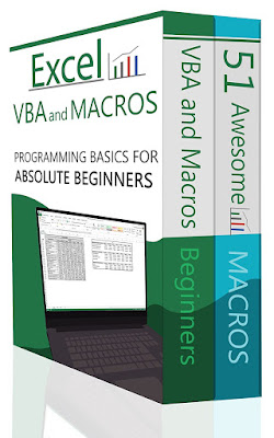 [Free ebook Download]Excel VBA Bundle (2 Books): Excel VBA and Macros and 51 Awesome Macros by Philippe A. Louis PDF update 2020