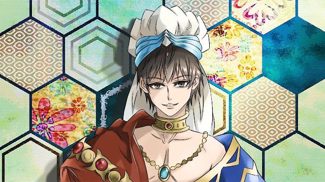Babylonian King (free anime images)