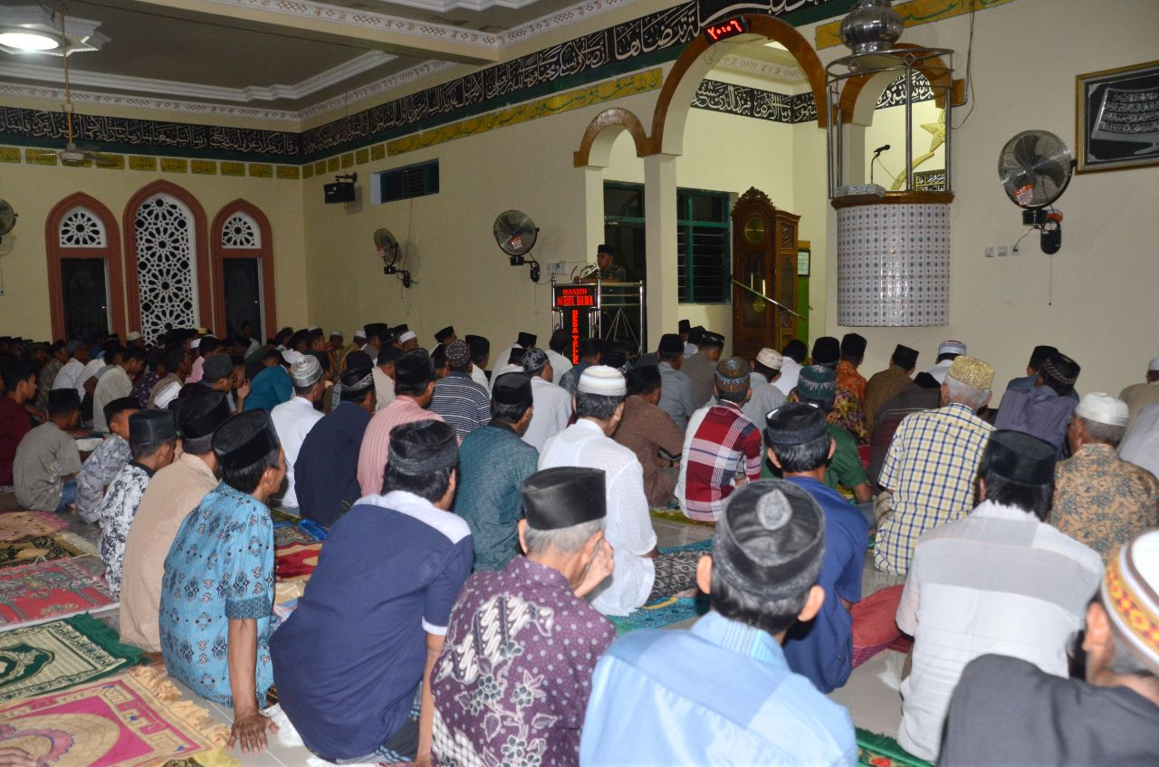 Pasca Safari Ramadhan di Tanete Riattang Barat, Dandim 1407/Bone Safari Ramadhan di Ajangale