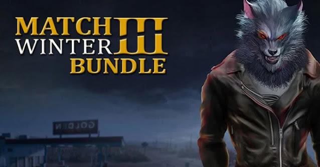 IndieGala Match3 Winter Bundle - 2.99美金9款遊戲