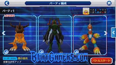 Download Digimon LinkZ Mod v1.4.0 Apk Terbaru Untuk Android