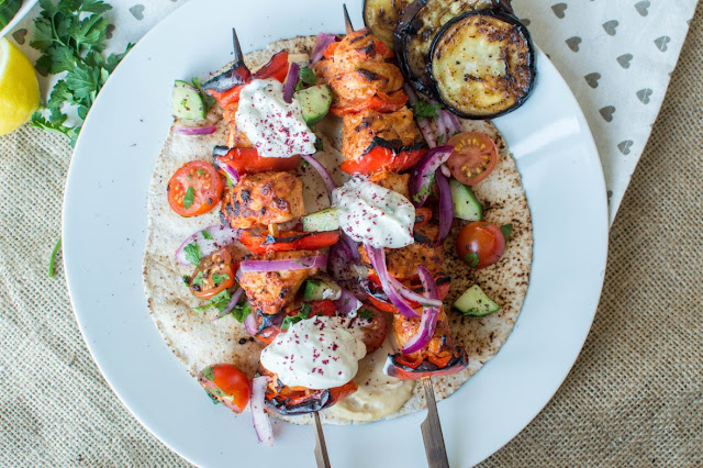 cook according to packet instructions with an added knob of butter TURKISH CHICKEN SHISH KEBABS (ŞIŞ TAVUK) RECIPE