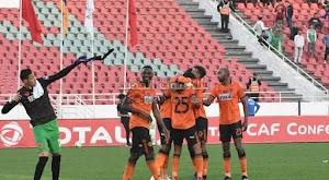 الدفاع الجديدي يفرض التعادل على نهضة بركان بهدف لمثله في الدوري المغربي