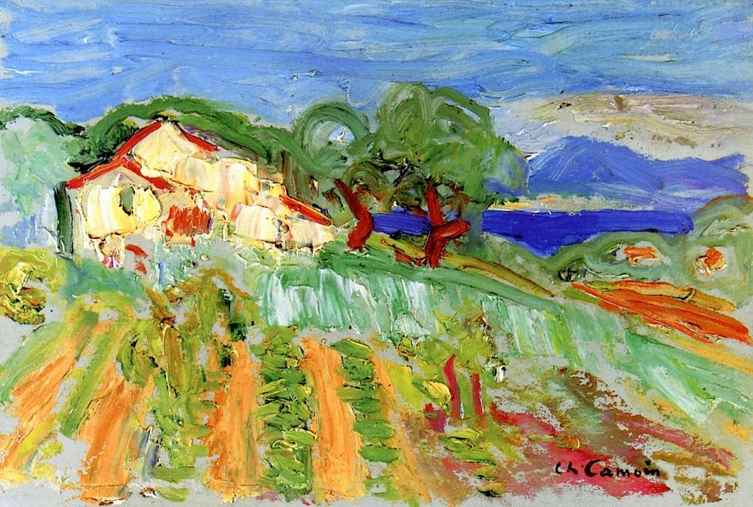 Pinturas de Charles Camoin