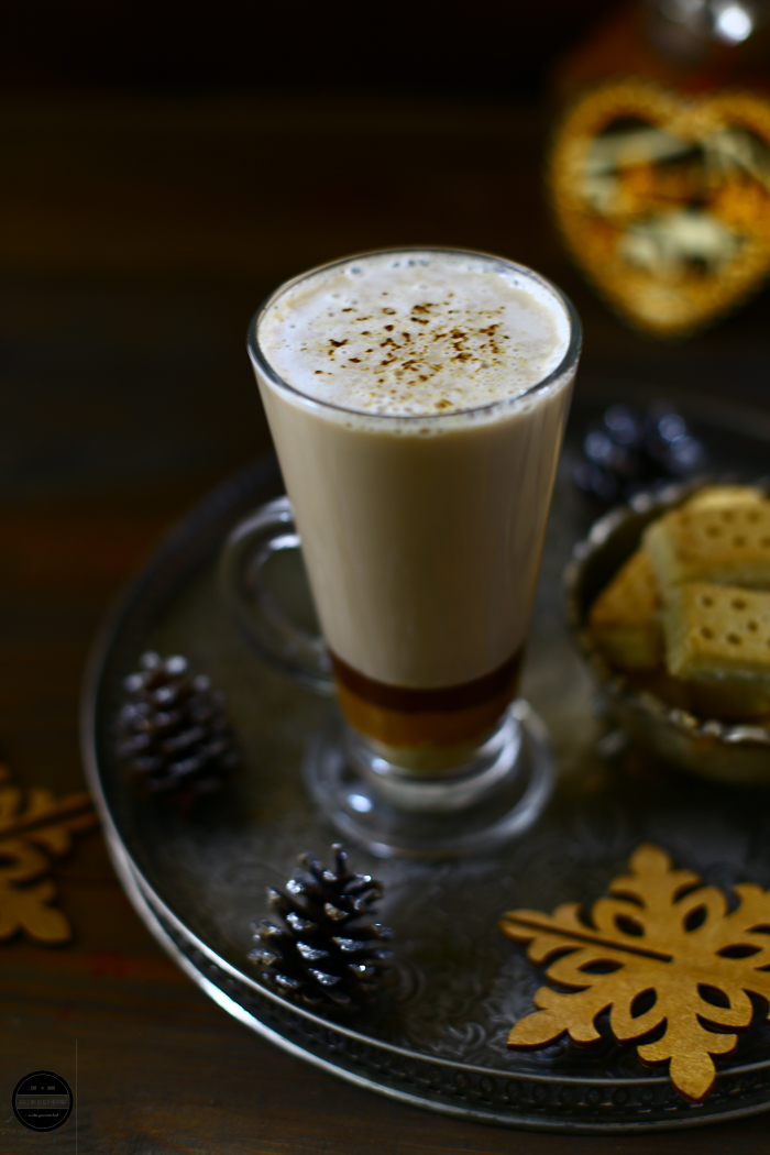 Learn how to make Homemade Billionaire's Latte, this easy and delicious festive hot beverage lets you blend your own Costa style creations. It's a perfect, quick and entertaining treat.
