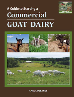 A Guide to starting A commercial goat dairy