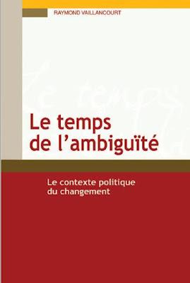 Télécharger Livre Gratuit Le temps de l'ambiguïté - Le contexte politique du changement pdf