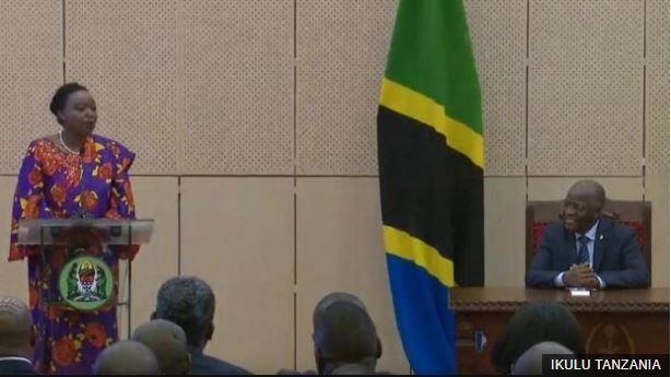 Tanzania yapokea Dhahabu na Fedha Zilizokamatwa Kenya