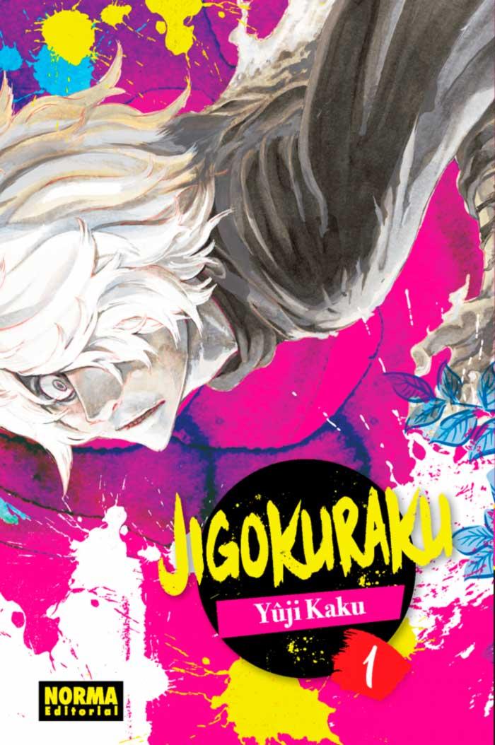 Jigokuraku #1 - Yuji Kaku - Norma Editorial