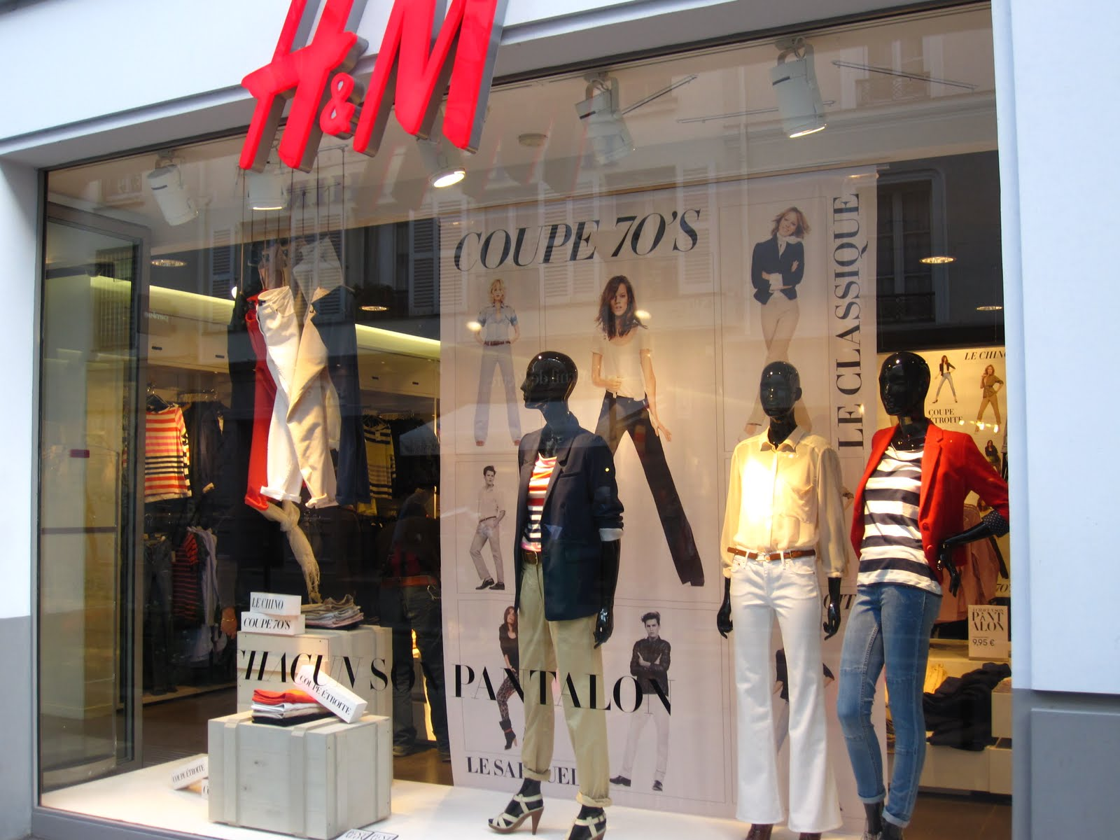 363be12494b Fashion   Power  Case Study  Paris Store Windows and the Power of ...
