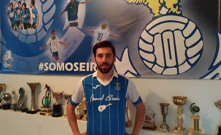 Bomba na AF Porto: Reforço do Águias de Eiriz jogou na Segunda Liga