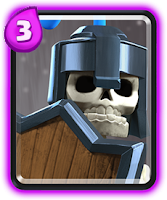 Carta Guardas de Clash Royale - Cards Wiki