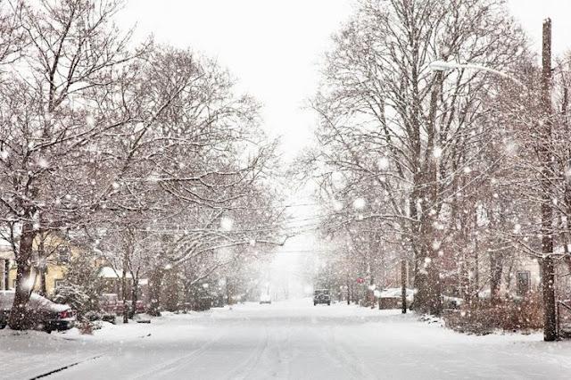 L'Albania sarà coperta da neve, le zone di pioggia più intense