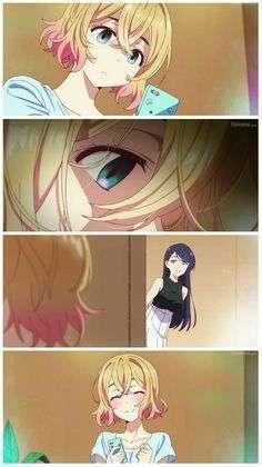 Kanojo Okarishimasu Wallpaper anime