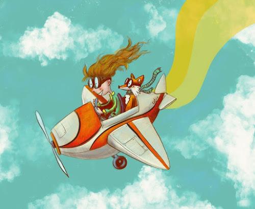 Volando catru