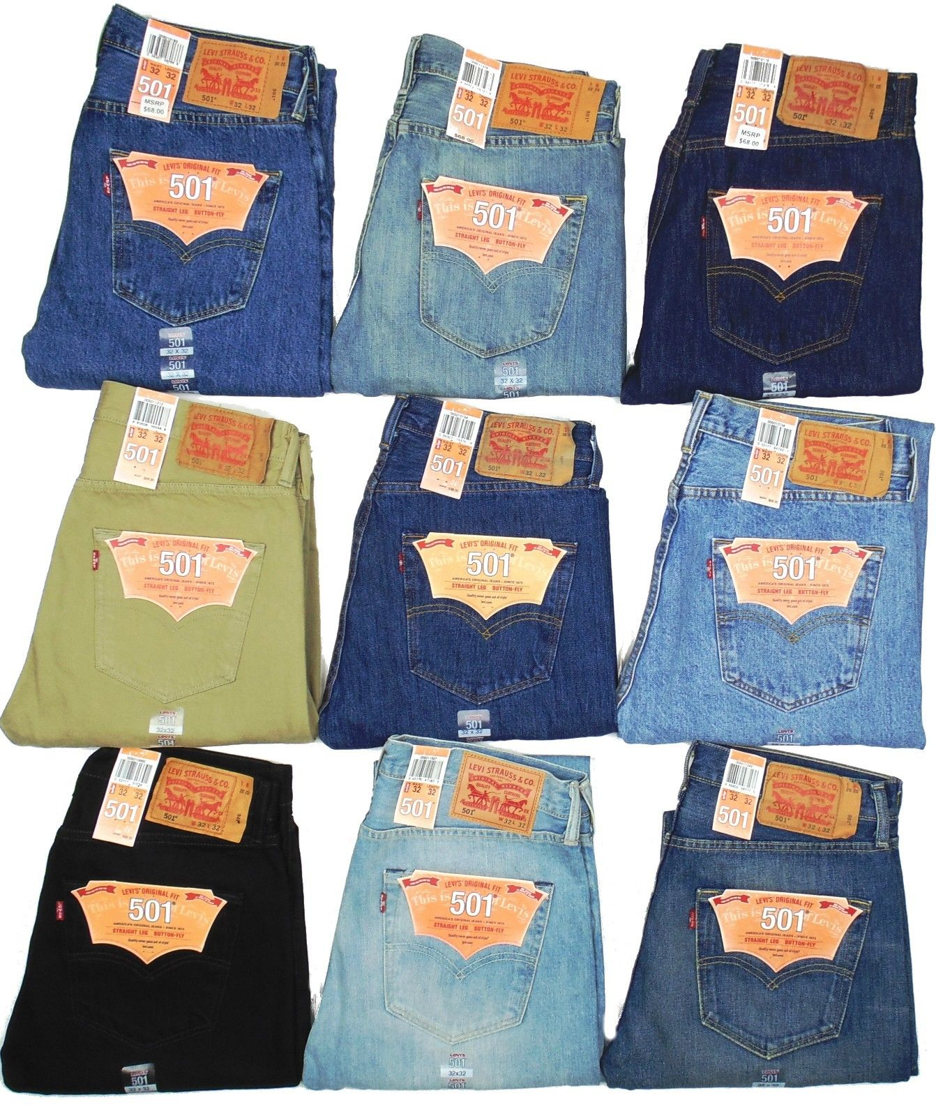 6d29a5372e9 These are some of my favorite jeans. I love Levi's. They way they fit and  their durability. And the other great thing is that they come in 15  assorted ...